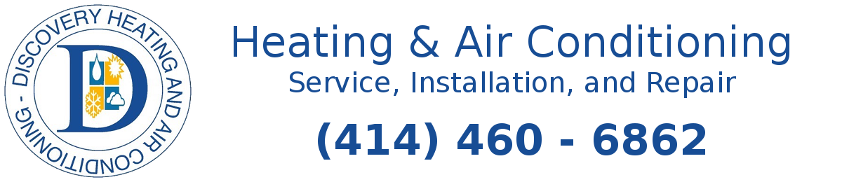 Discovery Heating and AC Service, Installation, and Repair Logo
